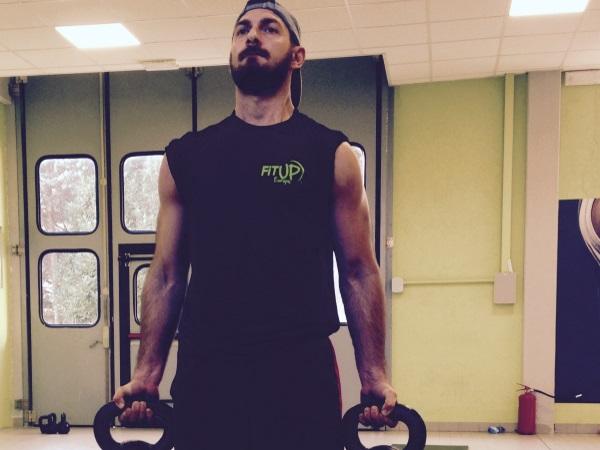 Giuseppe Felici - Personal Trainer Catania